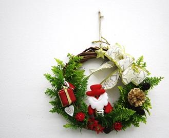 クリスマスの準備、、しませんか?