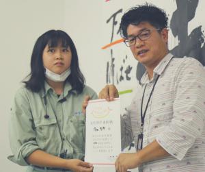 サラダホーム社内MVP 2018年6月度|工務部 施工管理課 濵田聖奈さん