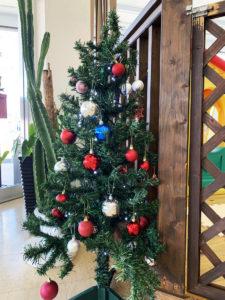 クリスマスツリー|サラダホームのクリスマス♪|大分の工務店 サラダホームスタッフブログ