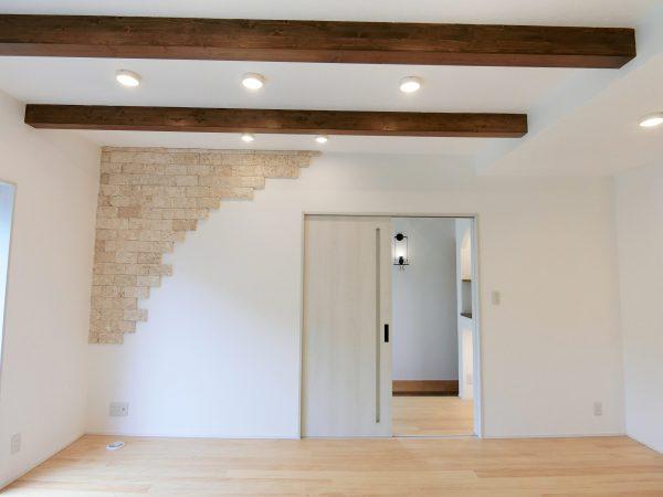 床材ナチュラル色 施工例|大分の注文住宅工務店サラダホームスタッフブログ