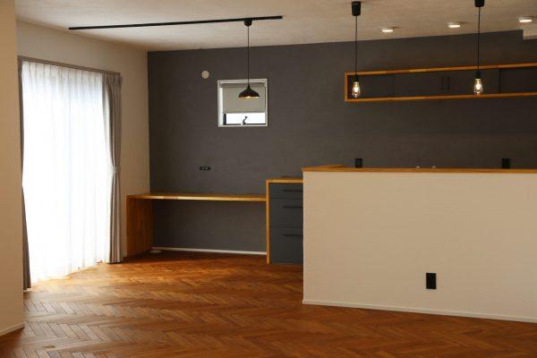 床材 ヘリンボーン|大分の注文住宅工務店サラダホームスタッフブログ