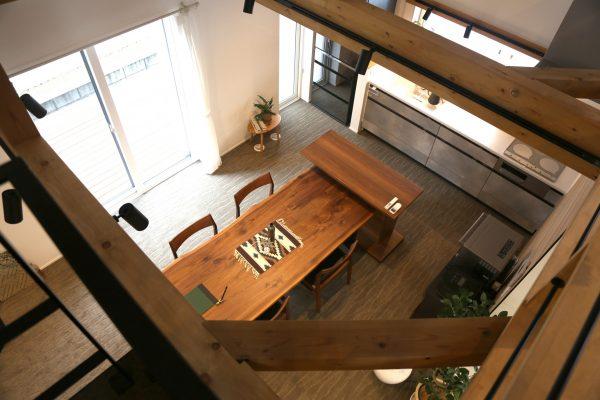大分の注文住宅サラダホーム|ガリレオハウス2階