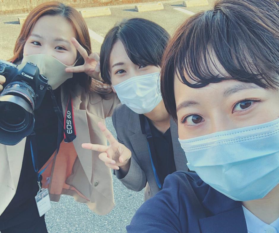 SAKAIの輝くスタッフご紹介~広報チーム編~