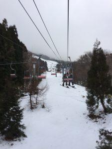 広島のスキー場の写真