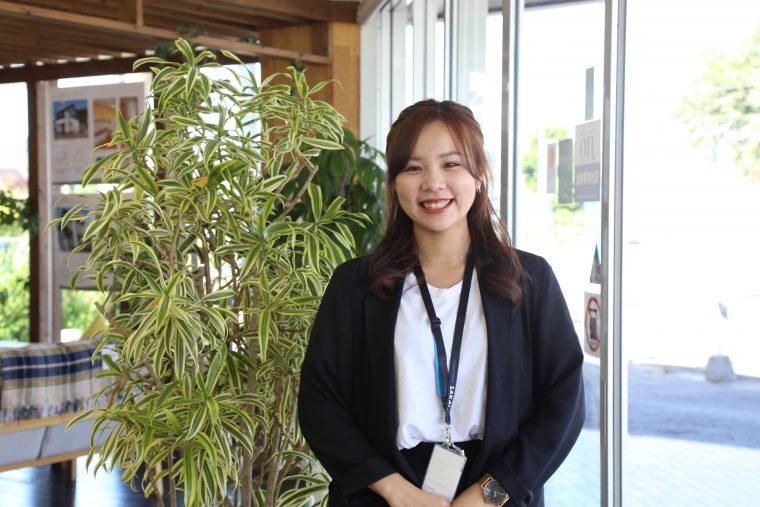 阿部茉伊香さんの写真