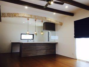 下がり壁3|大分の注文住宅工務店サラダホームスタッフブログ