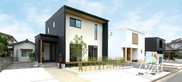 サラダホームの漆喰の建売住宅ご紹介します!