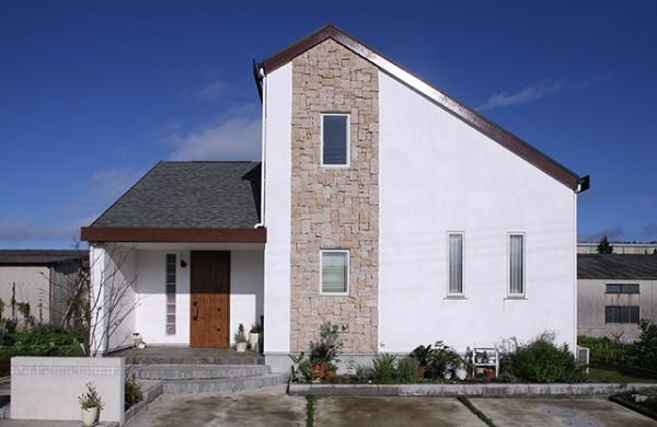 シンプルナチュラル&リゾート風な家