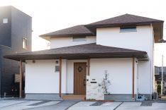 心豊かに暮らすしっくいの家