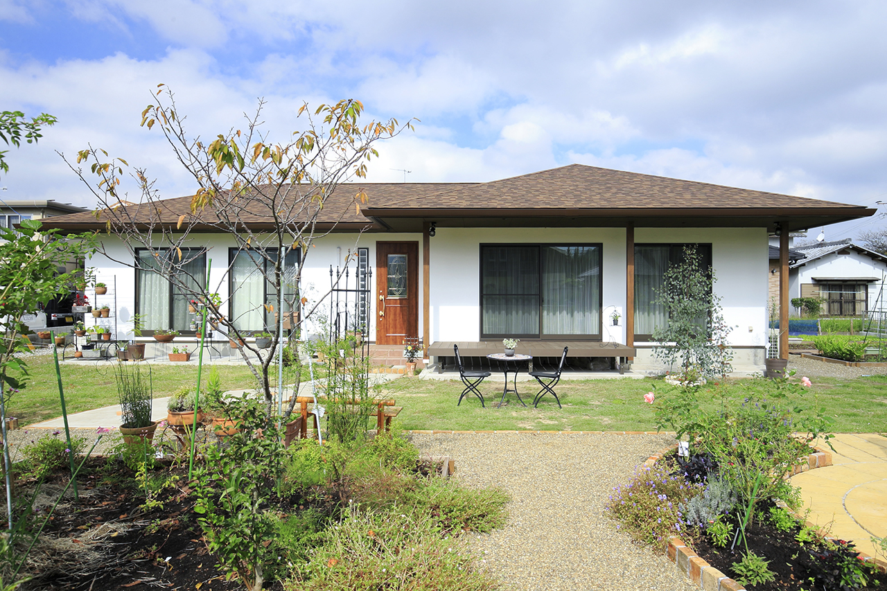 寄棟屋根|大分の注文住宅工務店サラダホーム家づくりコラム
