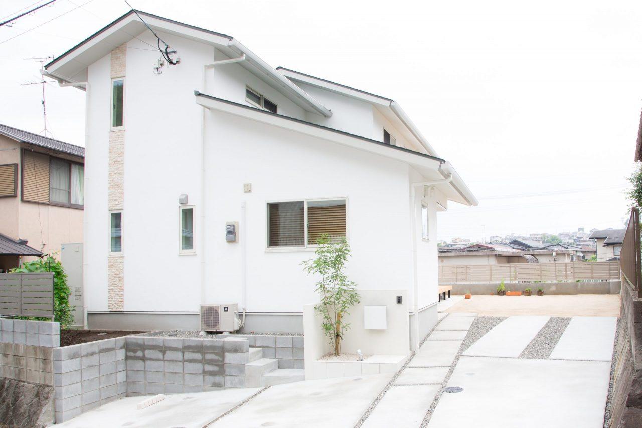 アクセント外壁|大分の注文住宅工務店サラダホーム家づくりコラム
