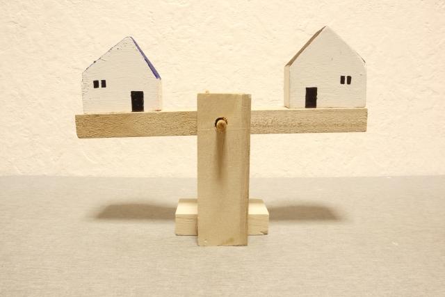 モデルハウスと実際に建てる家のギャップ