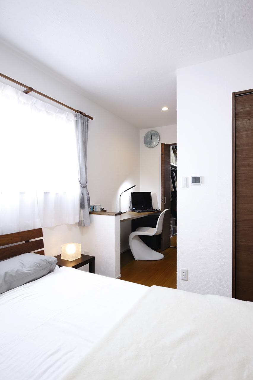 新築・注文住宅 寝室のイメージ