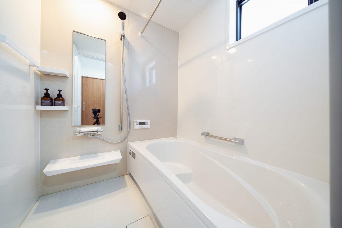 新築・注文住宅 浴室・お風呂イメージ