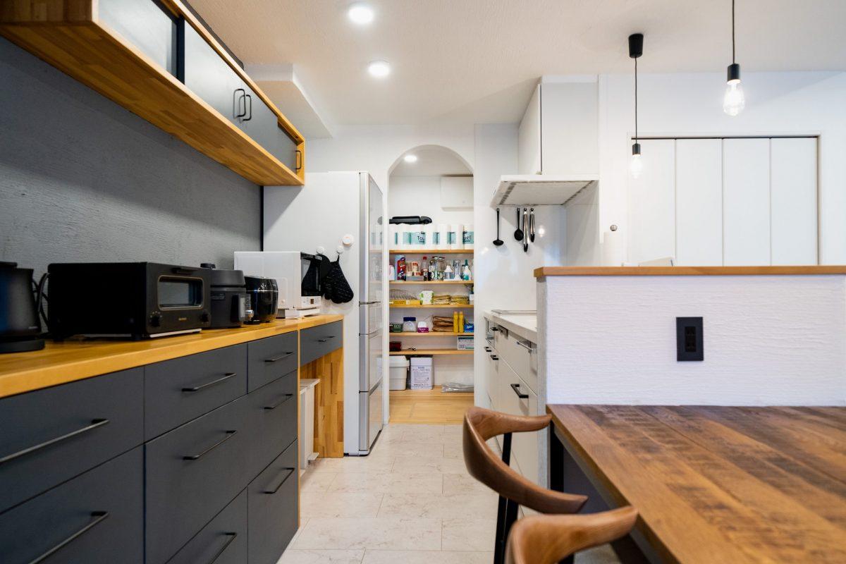 あなたに合ったキッチンはどのタイプ?キッチンの特徴まとめ