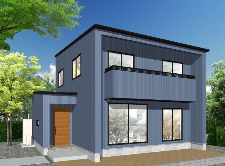 大分市永興2丁目の建売・分譲住宅B LIfeBox 4SLDK 34.64坪|大分の注文住宅工務店サラダホーム