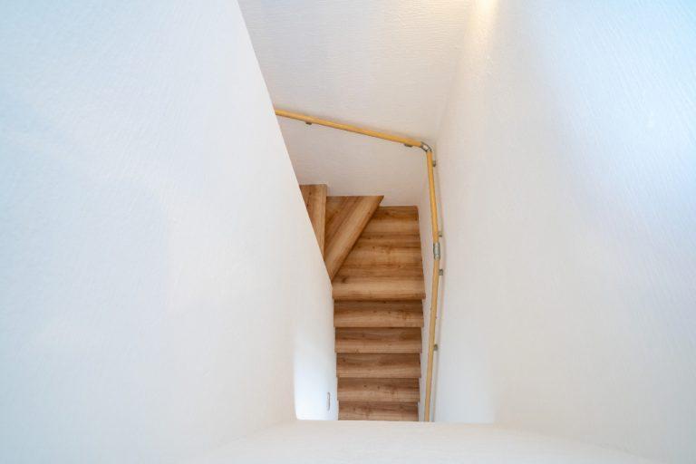 大分市上宗方デザイン分譲住宅 上宗方の家 階段