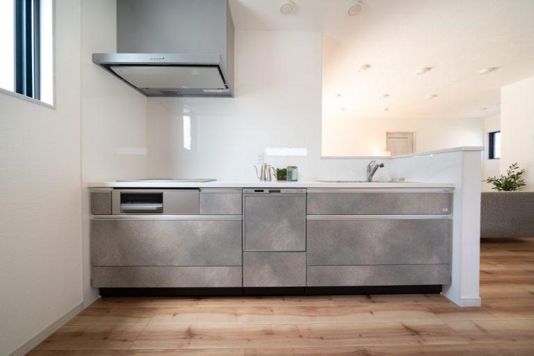 大分市上宗方デザイン分譲住宅 上宗方の家 キッチン