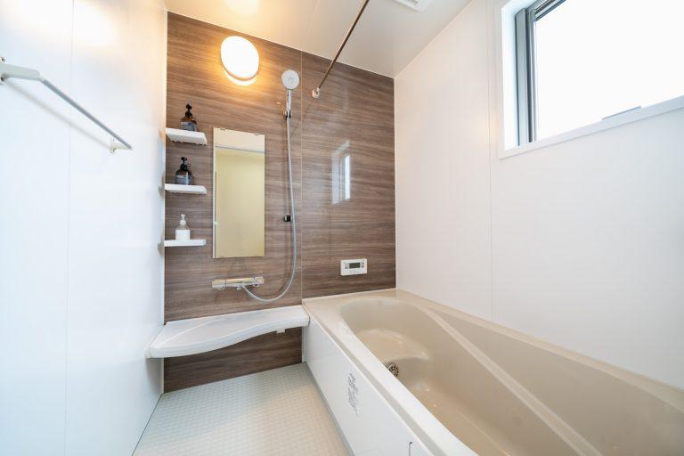 大分市津守デザイン分譲住宅 お風呂・浴室