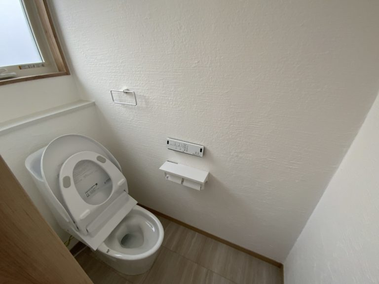 大分市永興分譲建売住宅C棟 トイレ